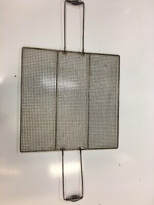 Belshaw Donut Screen With Handles Submerge Submerger 23 X 23 Used... Save