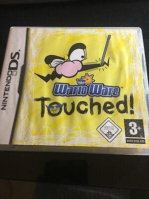 Jeu vidéo WARIO Ware Touched Nintendo DS compatible 3DS