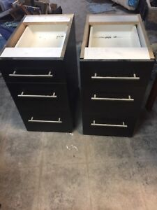 2 cabinets for sale