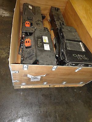BMW ELECTRIC CAR HIGH VOLTAGE STORAGE UNIT; BATTERY PACK; 61254601817