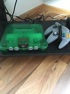 N64 and Accessories
