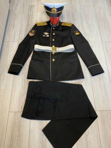Set of uniform of the Navy of Russia