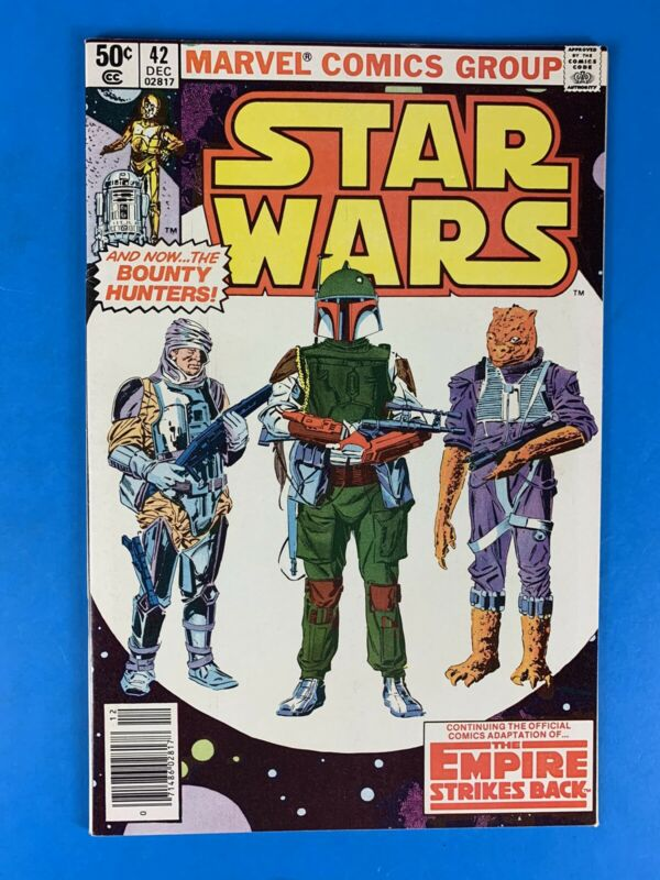 Star Wars #42 NM (1st app of Boba Fett)🔑🔥