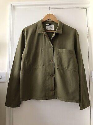 Margaret Howell Cotton Shacket / Jacket - Khaki - Size L
