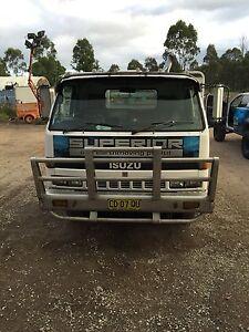 Isuzu truck flat bed Narellan Camden Area Preview