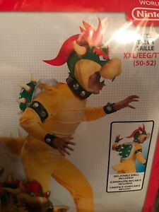 Nintendo Bowser costume - NEW