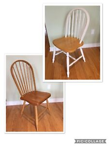 Vintage Chairs - Solid Wood