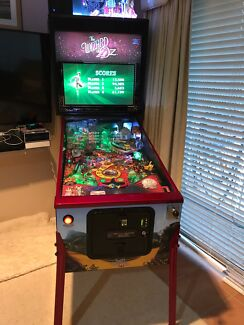 Wizard Of Oz 75th Anniversary Limited Edition Pinball
