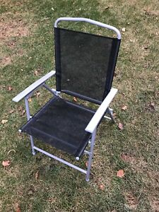 Lawn chair (set of 4)