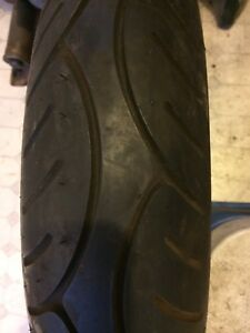 110/70ZR 17 Pirelli Dragon tubeless Radial tire