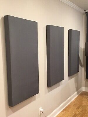 Sound Absorbing Acoustic Panels 48x24x3
