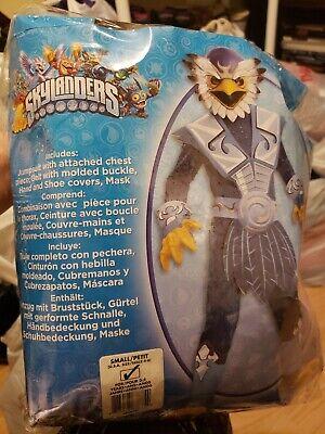 Skylanders Giants Costumes for Boys Kids Deluxe Halloween Jet-Vac S/P 4-6 ](Halloween Costumes For 4 Kids)