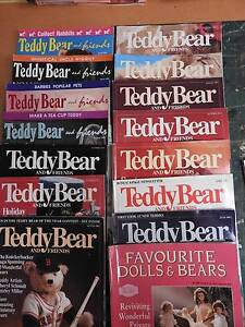 Teddy Bear and Friends USA Magazine (14) Riverglades Murray Bridge Area Preview