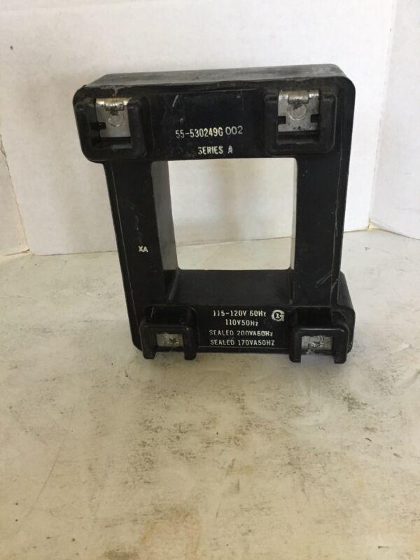 General Electric 55-530249G 002 120 V Coil