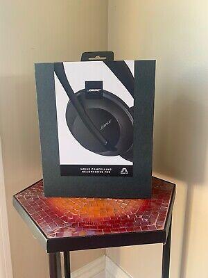 Bose Headphones 700 Noise Cancelling Headphones Brand New, Sealed