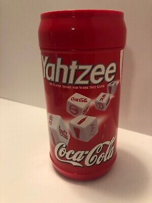Coca Cola Yahtzee Games