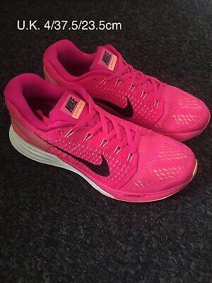 Nike Lunarglide 7 Womens Trainers Uk 4