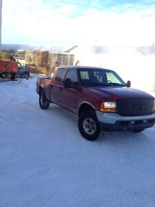 2001 Ford F-250 7.3
