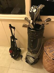 Free golf clubs and buggy Bondi Eastern Suburbs Preview