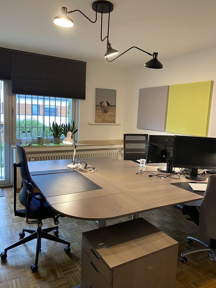 Schreibtisch Co-Working Home-Office Shared Desk Büro zu vermieten in Nordrhein-Westfalen - Mönchengladbach