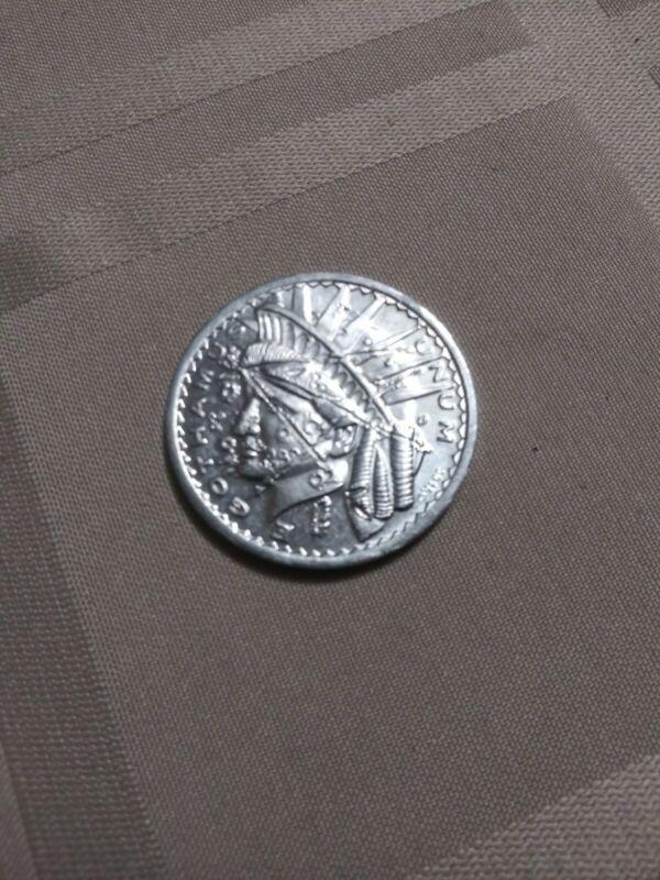 E Gothamus Unum Coin. Batman