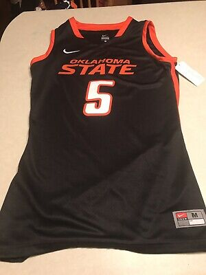 oklahoma state cowboys Basketball Game Style Jersey