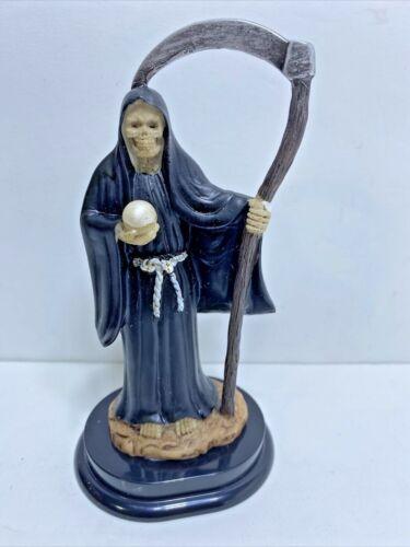 Santa Muerte/GRIM REAPER Black Figueine 5 inch NEW FAST SHIPPING