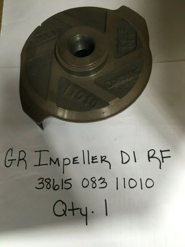 38615-083 11010 IMPELLER GORMAN RUPP