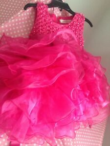 Baby girl tutu dress party wear