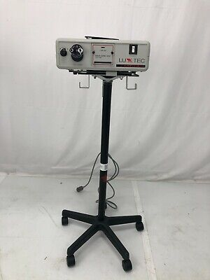Luxtec Supercharged 9000 Series Model 9300 Light Used White Age 4800