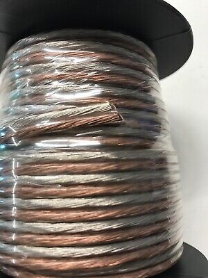 50 Feet 16 Gauge best Speaker Wire For Car And Home Audio Amplifiers, (Best Car Audio Power Wire)