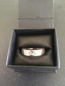 Wedding ring 9ct White Gold Mandurah Mandurah Area Preview