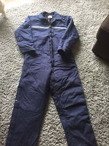 Lined Coveralls - Size 3XL