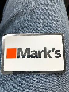 $100 marks gift card will sell for 75$