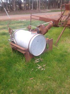Antique cropduster Dereel Golden Plains Preview