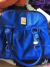 blue kardashian Kollection handbag good condition Cranebrook Penrith Area Preview
