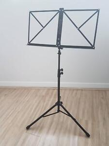 Spectrum foldable music stand Sydney City Inner Sydney Preview