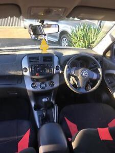 2007 Toyota RAV4 Wagon Alice Springs Alice Springs Area Preview