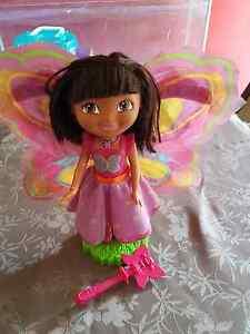 Dora Fairy Doll Jacana Hume Area Preview