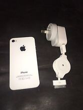 16gb iPhone 4s (smashed front screen) Secret Harbour Rockingham Area Preview