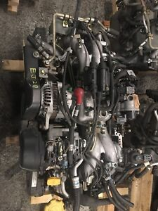 Subaru Legacy and Outback and Forester and Impreza  engine