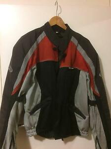 Mesh Summer Jacket AGV Large Richmond Yarra Area Preview