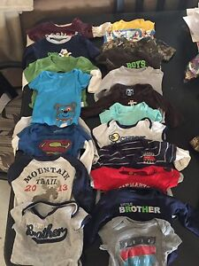 Boys 3-6 Month Lot