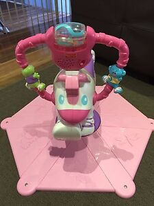 Fisher Price Bounce and Spin Zebra Pink Rockdale Rockdale Area Preview