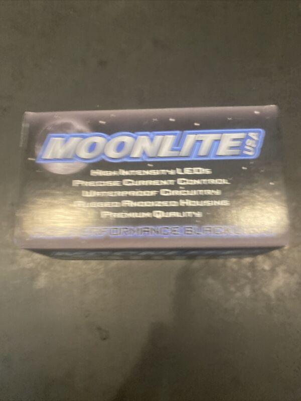 Moonlite Blacklight Full Moon Phone Jack UV Green (phone Plug Not Included)
