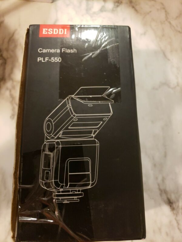 Esddi Camera Flash For Sony Plf-550
