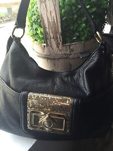 Gold Sequin Oroton Bag Newcastle Newcastle Area Preview