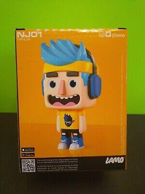 "LAMO 5"" Vinyl Figure - Legacy Gamers Ninja [NJ01]"