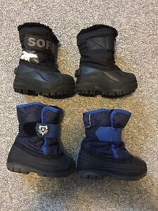 Infant/Toddler Winter Boots and Sandals