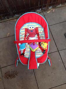 Elmo baby bouncer Maryland Newcastle Area Preview